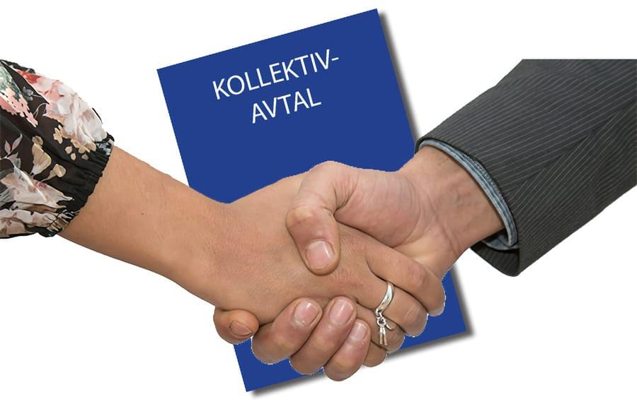 Ta reda på vad som står i det kollektivavtal som gäller på din egen arbetsplats